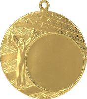 MMC0940/G - Medaila Viktória (pr.40 mm, hr.2 mm) zlato