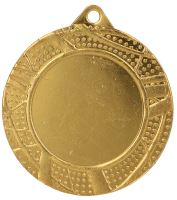 ME0140/G - Medaila (pr.40 mm, hr.1 mm) zlato