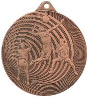 MMC3073/B - Medaila volejbal (pr.70 mm, hr.2 mm) bronz