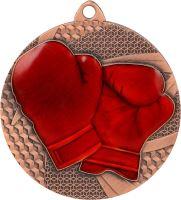 MMC6450/B - Medaila rukavice (pr.50 mm, hr.2 mm) bronz