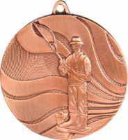 Medaila rybár (pr.50mm) bronz