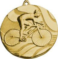 MMC5350/G - Medaila cyklistika (pr.50 mm, hr.3 mm) zlato