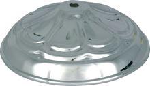 431-200/S - Kryt na poháre strieborný 20cm