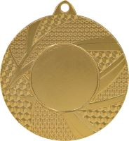 MMC6250/G - Medaila (pr.50 mm, hr.2 mm) zlato