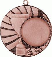MMC4045/B - Medaila (pr.45 mm, hr.2,5 mm) bronz