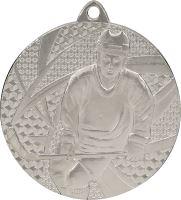 MMC6750/S - Medaila hokej (pr.50 mm, hr.2 mm) striebro