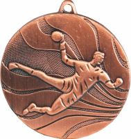 MMC3750/B - Medaila hádzaná (pr.50 mm, hr.3 mm) bronz