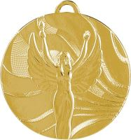 MD2350/G - Medaila Viktória (pr.50 mm, hr.2 mm) zlato