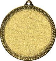 MMC6060/G - Medaila (pr.60 mm, hr.3 mm) zlato