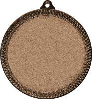 MMC6060/B - Medaila (pr.60 mm, hr.3 mm) bronz