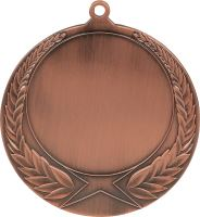 MMC1170/B - Medaila (pr.70 mm, hr.2,5 mm) bronz