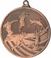 Medaila atletika (pr.50mm) bronz