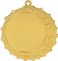 MMC7072/G - Medaila (pr.70 mm, hr.3 mm) zlato