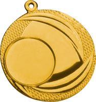 MMC9040/G - Medaila (pr.40 mm, hr.2 mm) zlato