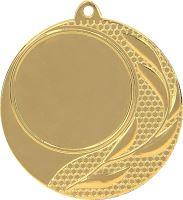 MMC2540/G - Medaila (pr.40 mm, hr.1,5 mm) zlato