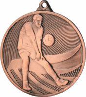 Medaila volejbal (pr.50mm) bronz