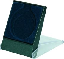 H3/BL - Púzdro na medailu 50mm 70x85mm modré