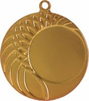 MMC1040/G - Medaila (pr.40 mm, hr.2,5 mm) zlato
