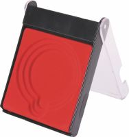 H1/RD - Púzdro na medailu 70mm 116x84x18mm červené (RP8114/RD)