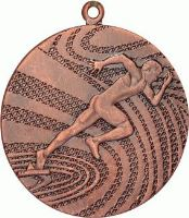 MMC1740/B - Medaila beh (pr.40 mm, hr.2 mm) bronz