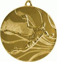 MMC3750/G - Medaila hádzaná (pr.50 mm, hr.3 mm) zlato