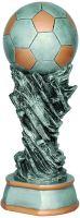 65583 - Figurka odlievaná futbal AS H 45cm