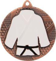 MMC6550/B - Medaila kimono (pr.50 mm, hr.2 mm) bronz