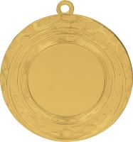 MMC1045/G - Medaila (pr.45 mm, hr.2 mm) zlato