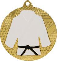 MMC6550/G - Medaila kimono (pr.50 mm, hr.2 mm) zlato