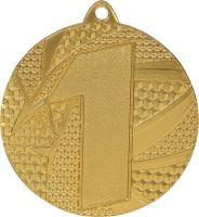 "MMC6150/G - Medaila ""1"" (pr.50 mm, hr.2 mm) zlato"