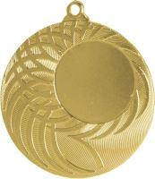 MMC9050/G - Medaila (pr.50 mm, hr.3 mm) zlato