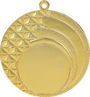 MMC9045/G - Medaila (pr.45 mm, hr.2,5 mm) zlato
