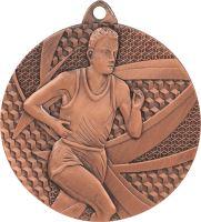 MMC6350/B - Medaila beh (pr.50 mm, hr.2 mm) bronz